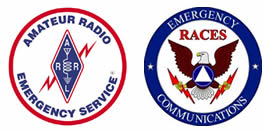 Amateur Radio Emergency Service (ARES/RACES)